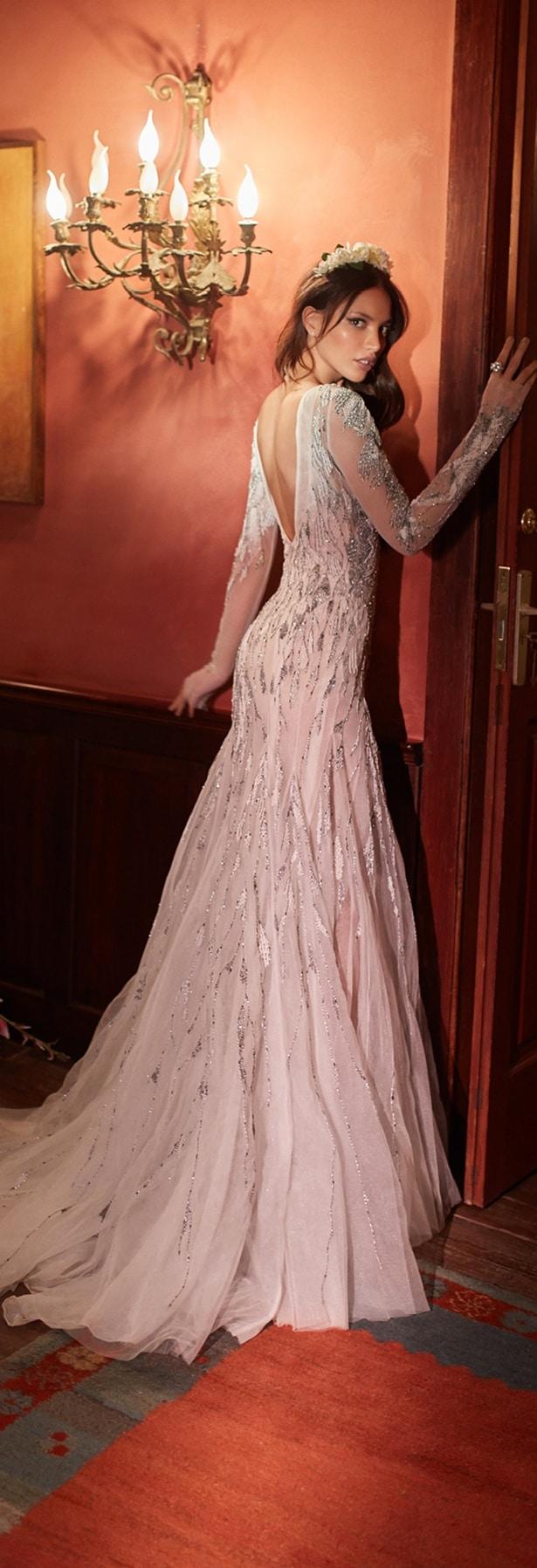 Galia Lahav Couture Bridal Fall 2018 Collection | Hey Wedding Lady