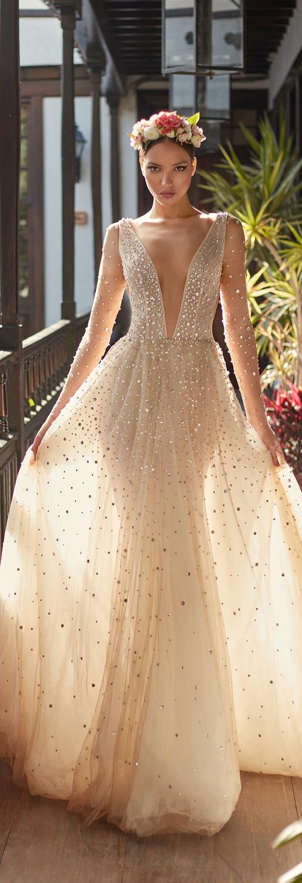 Galia Lahav Couture Bridal Amaya Wedding Dress