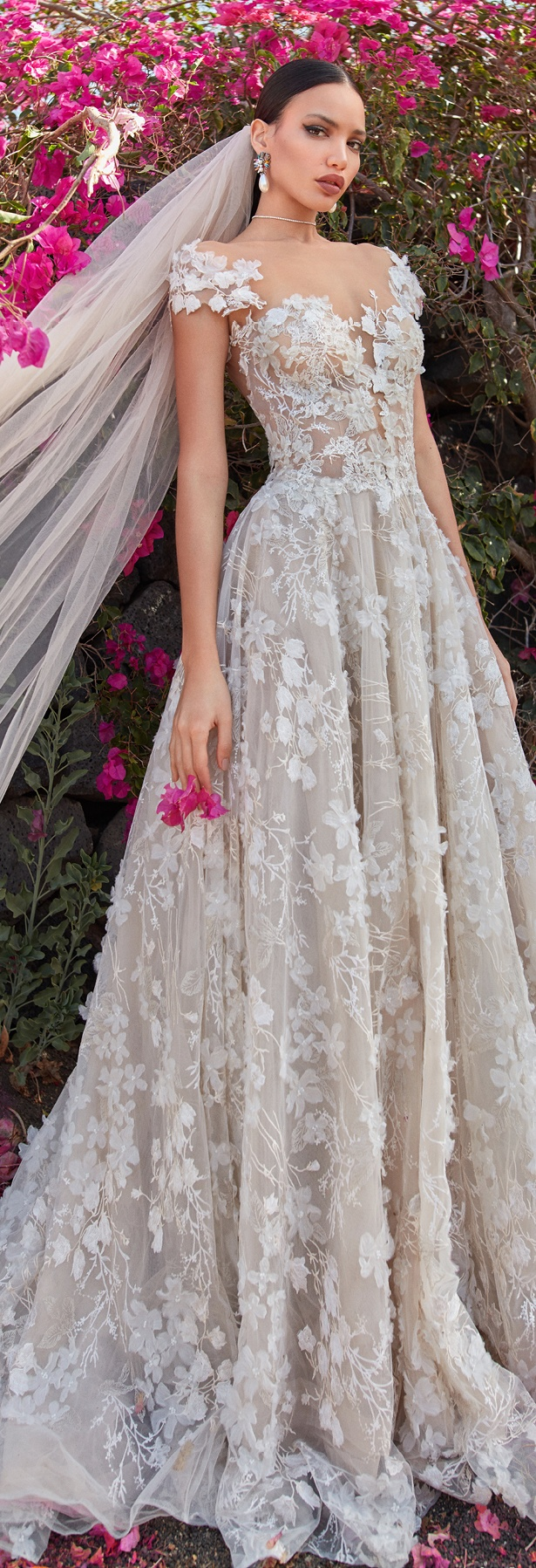 Galia Lahav Couture Bridal Fall 2018 Collection | Hey Wedding Lady