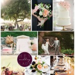Peaches & Wine – Sweet Vintage Inspiration