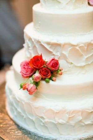 Rosebud Wedding Cake | Todd France Photography | Lifelong Love Letter - I Choose You Wedding Song Inspiration for a Music Inspired Wedding!