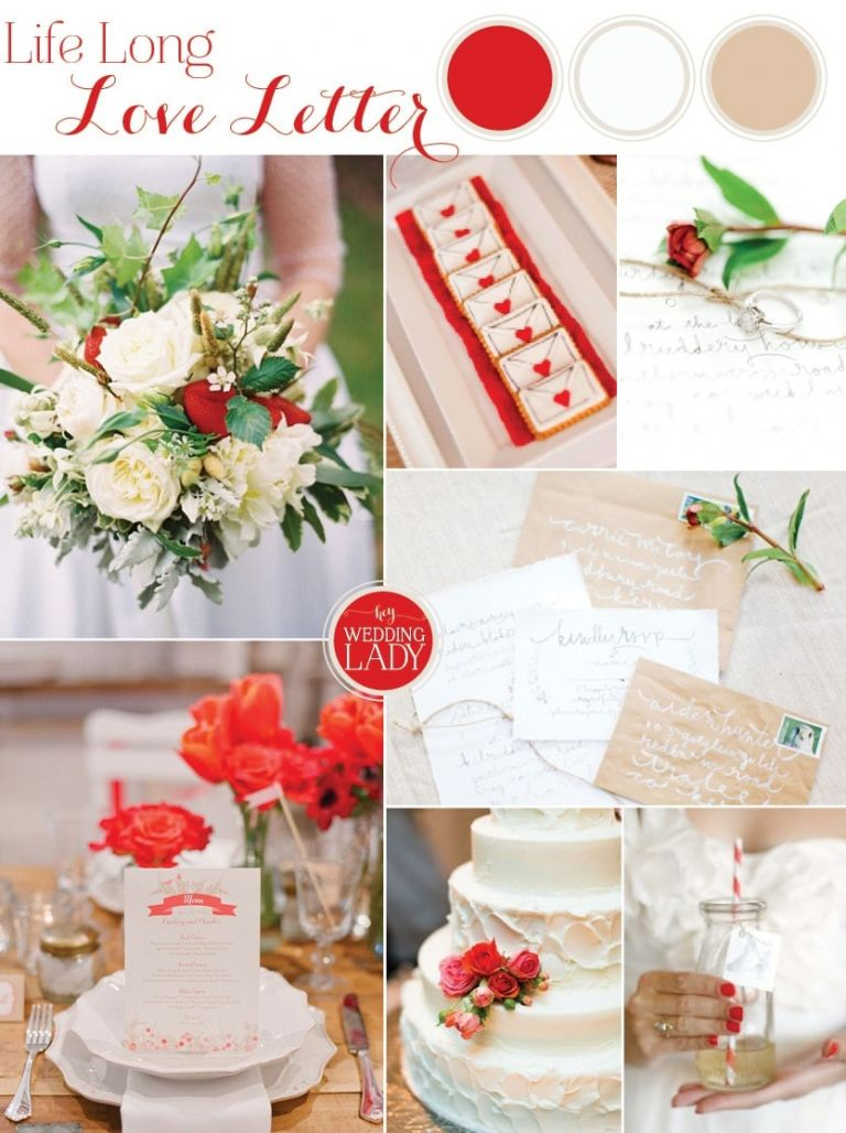Life Long Love Letter Wedding Inspired by I Choose You by Sara Bareilles