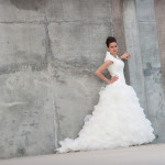 Love, Unfinished - A Romantic Industrial Styled Bridal Shoot by Brilliant Imagery Photography