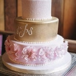 Stylish & Sweet DIY Wedding with Vintage Details from Hey Wedding Lady