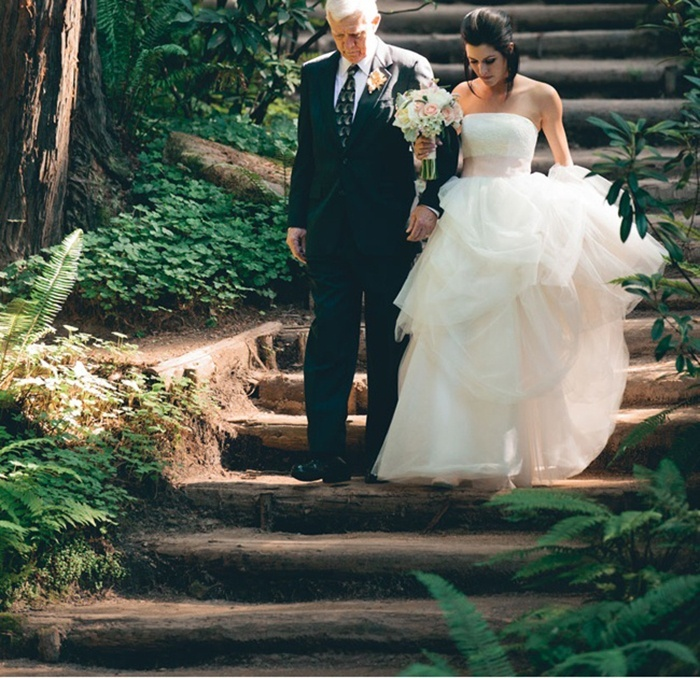 The Long Walk Down The Aisle
