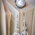 Art Deco Jewelry | Glamorous Art Deco Styled Wedding