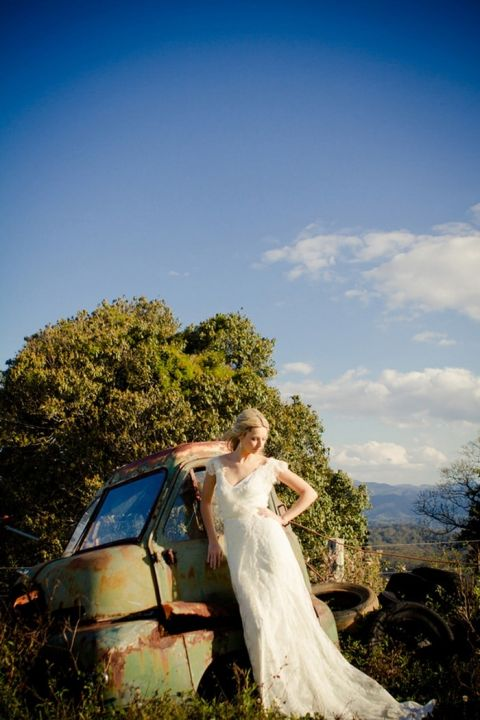 Spring Wedding Bridal Style from Just for Love Photography