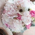 Blush and Pink Bouquet by Hana Floral Design | Carla Ten Eyck Photography