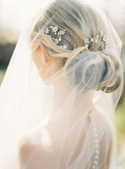 Perfect Details Lost Horizon Vine Bridal Headpiece | Rylee Hitchner