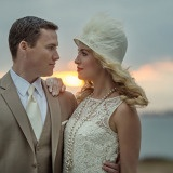 Vintage Bridal Style from Beth Chapman of the White Dress by the Shore | Carla Ten Eyck Photography