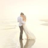 Coastal Bridal Portraits | Deux Boheme Photography