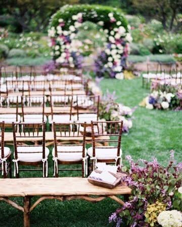 Garden Spells Wedding Inspiration In Sage And Lilac Hey