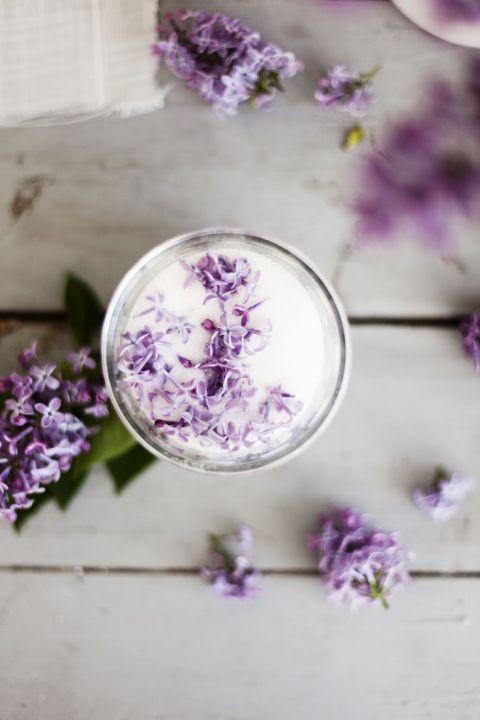 Sugared Lilacs | Helena L. Jungren
