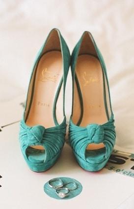 Manolo-Blahnik-turquoise-wedding-heels