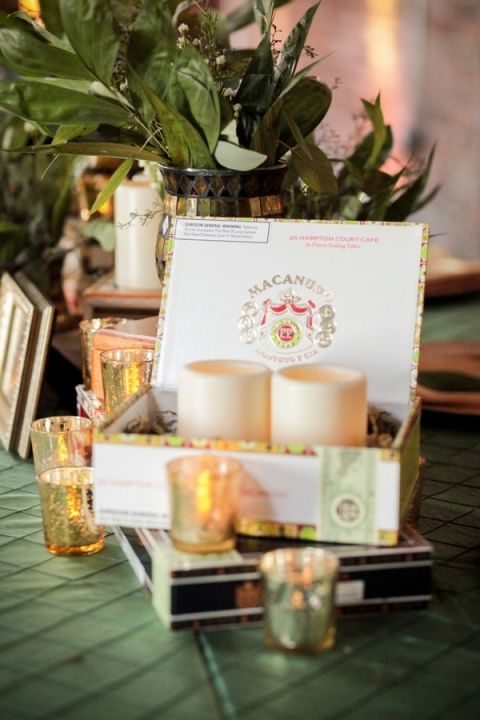Luxe Gold Cigar City Wedding Inspiration Hey Wedding Lady