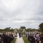 Texas Spring Wedding Ceremony | Barefeet Photography | see More: http://heyweddinglady.com/blush-and-ivory-spring-wedding-at-thistle-springs-ranch-from-barefeet-photography/
