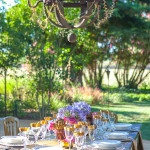 Glam Gold and Purple Old Hollywood Styled Shoot | Allyson Wiley