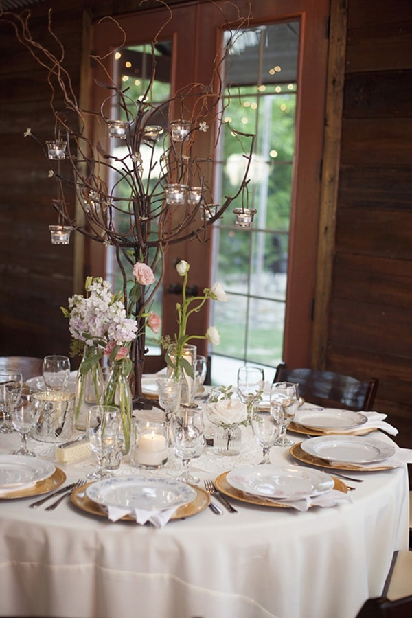 blush and ivory spring wedding at thistle springs ranch