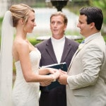 Vows in the Garden at The Gastonian Hotel | Jon Sharman Photography