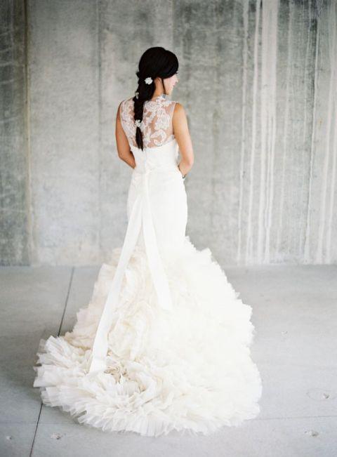Handkerchief Hem Wedding Dress 60 Marvelous Lela Rose Ruffled Wedding