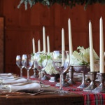 Romantic Rustic Winter Wedding Barn Reception | dKin Photography | See More http://heyweddinglady.com/local-sustainable-wedding-ideas-family-run-vineyard-dkin-photography/