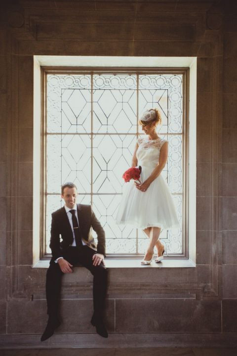 Powell hall wedding