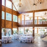 Romantic Mountain Wedding in the Villa Campania at Chota Falls | Cariad Photography | See More: https://heyweddinglady.com/spring-green-southern-wedding-with-a-travel-theme/