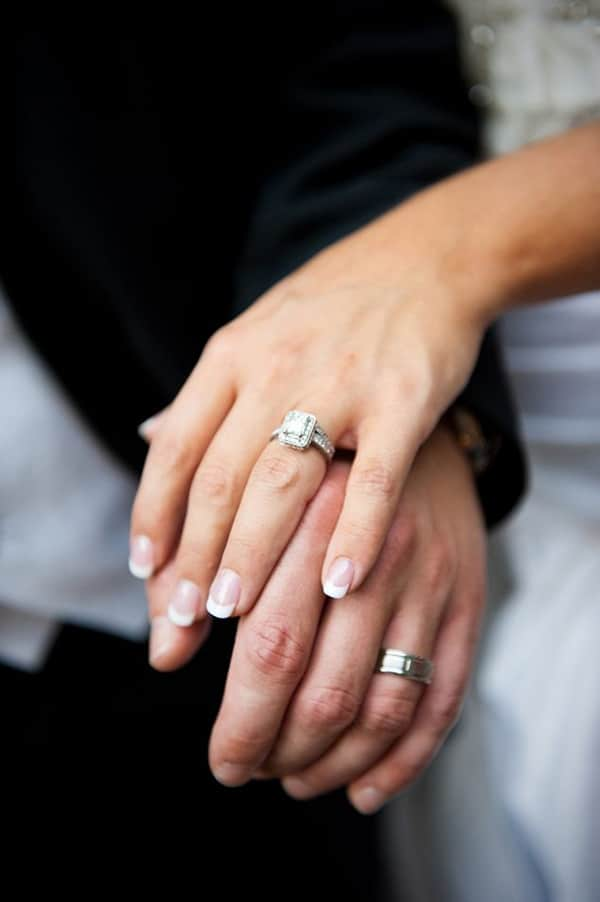Wedding ring symbolism