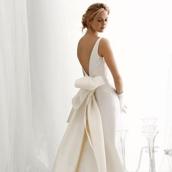 Structured Wedding Dresses