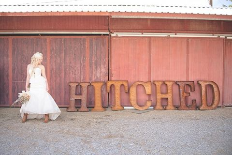 Hitched - A Rustic Romance Elegant Ranch Wedding Shoot   Bit of Ivory Photography   See More! https://heyweddinglady.com/hitched-rustic-romance-wedding-inspiration-orchestrated-stylized-shoots/