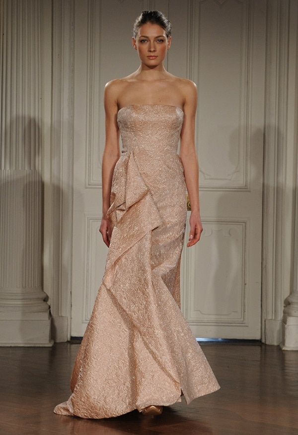 Bridal Market 2015 Three Fab Wedding Dress Trends Hey