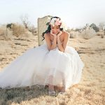 Whimsical Desert Wedding Inspiration with Sweets and Pastels