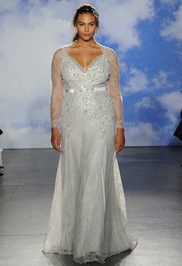 Bridal market 2015 three fab wedding dress trends hey for Plus size wedding dresses austin tx
