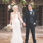 The Most Perfect Rustic Elegant Ranch Wedding | Bit of Ivory Photography | See More! https://heyweddinglady.com/hitched-rustic-romance-wedding-inspiration-orchestrated-stylized-shoots/