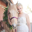 Hitched - A Rustic Romance Styled Shoot for an Elegant Ranch Wedding | Bit of Ivory Photography | See More! http://heyweddinglady.com/hitched-rustic-romance-wedding-inspiration-orchestrated-stylized-shoots/