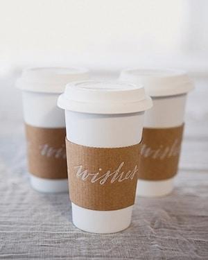 Pinterest Wedding Favors 25 Vintage Ceramic Coffee Mugs To