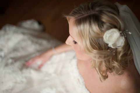 A British Bridal Beauty | Captured by Belinda | See more! http://heyweddinglady.com/ethereal-beach-wedding-after-the-storm-from-captured-by-belinda/