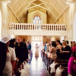 A Catholic Wedding Ceremony in Tipperary, Ireland | Weddings by Kara | See More! https://heyweddinglady.com/jazz-age-spring-wedding-in-ireland-by-weddings-by-kara/