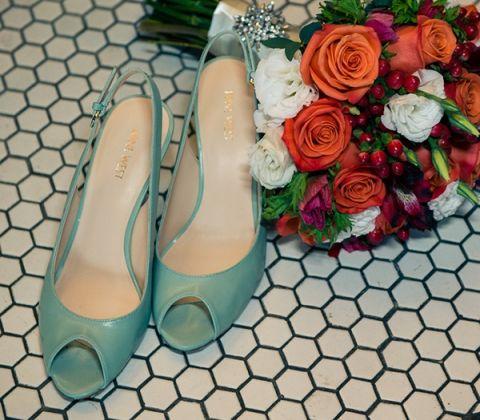 Coral Wedding Shoes 86 Fresh Aqua Peep Toe Wedding