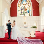 A Catholic Wedding Ceremony in Tipperary, Ireland | Weddings by Kara | See More! http://heyweddinglady.com/jazz-age-spring-wedding-in-ireland-by-weddings-by-kara/