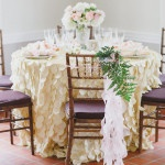 A Classically Elegant Neutral Southern Wedding | Alyssa Morgan Photography | See More! http://heyweddinglady.com/classically-elegant-southern-spring-wedding-shoot-from-alyssa-morgan-photography/