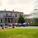 A Kilshane House Wedding in Tipperary, Ireland | Weddings by Kara | See More! http://heyweddinglady.com/jazz-age-spring-wedding-in-ireland-by-weddings-by-kara/