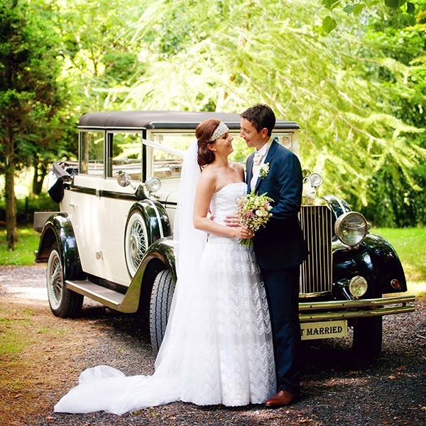 Jazz-Age Spring Wedding In Ireland From Weddings By Kara