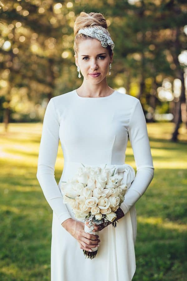 Modern Glam Wedding Day Style | Joel Bedford Photography | See More! http://heyweddinglady.com/bridal-styling-secrets-from-my-favorite-fashion-blogs/