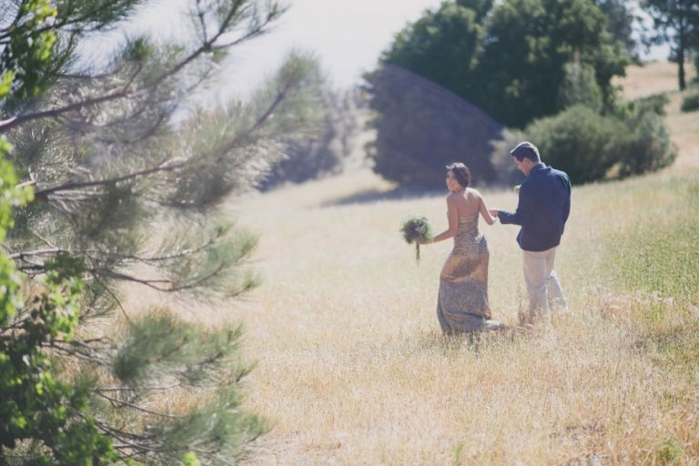Rustic Glam Santa Barbara Mountain Elopement | Alexandra Wallace Photography | See More! http://heyweddinglady.com/the-ultimate-rustic-glam-elopement-from-alexandra-wallace-photography/