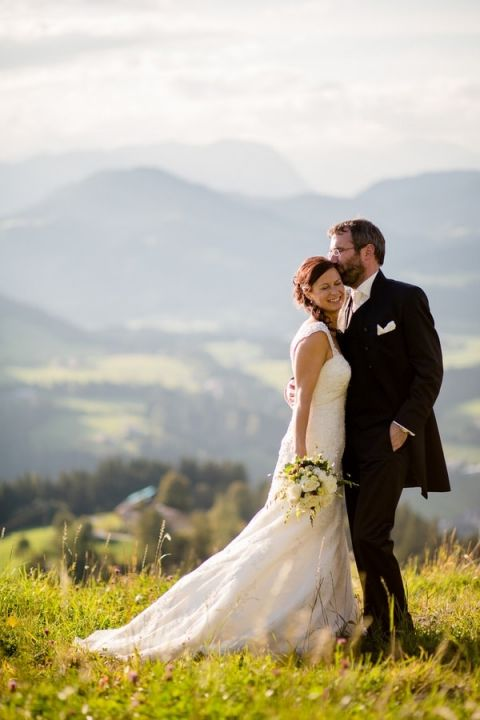Alpine Wedding In Austria From Wedding Memories Hey