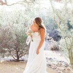 Gorgeous Vintage Bridal Style | Dina Remi Studios | See More! http://heyweddinglady.com/peach-and-blush-vintage-shabby-chic-wedding-inspiration-from-dina-remi-studios/