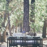 A Romantic Woodland Elopement in Southern California | Alexandra Wallace Photography | See More! https://heyweddinglady.com/the-ultimate-rustic-glam-elopement-from-alexandra-wallace-photography/
