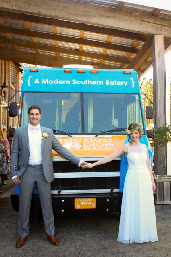 Southern Peach Food Truck