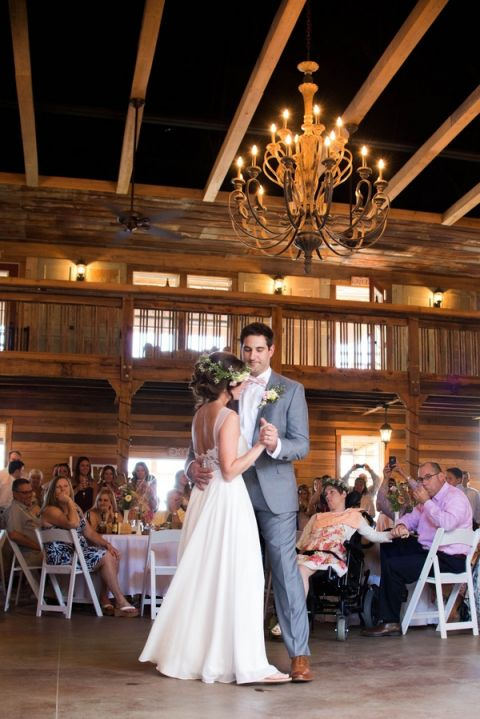 Handmade Southern Wedding At The Peach Barn By Captured By Colson